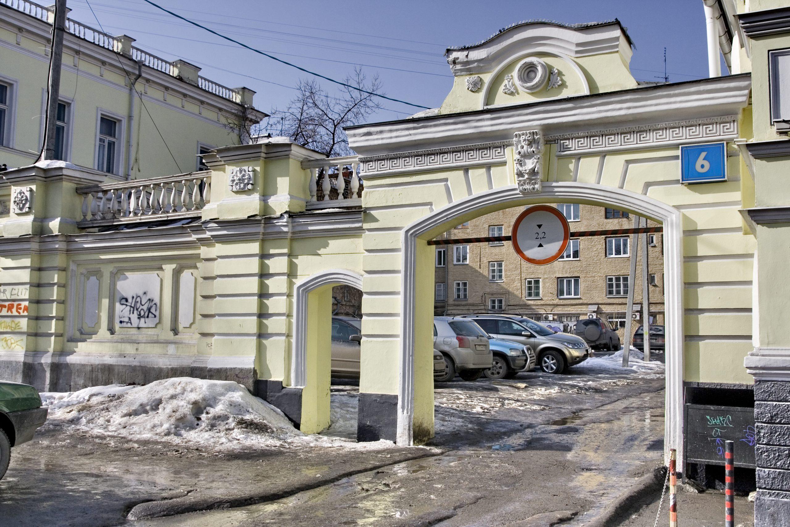 Дом Актера, фото Николая Боченина